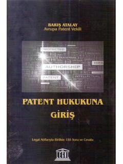Patent Hukukuna Giriş
