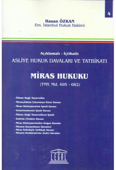 Miras Hukuku TMY Md. 495-682