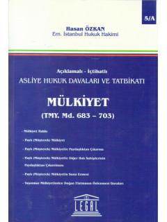 Mülkiyet TMY Md. 683-703