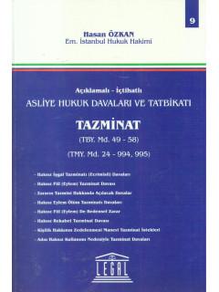 Tazminat TBY Md. 49-58 TMY Md. 24-994, 995
