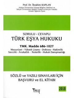 Türk Eşya Hukuku