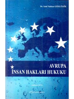 Avrupa İnsan Hakları Hukuku