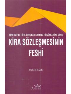 Kira Sözleşmesinin Feshi