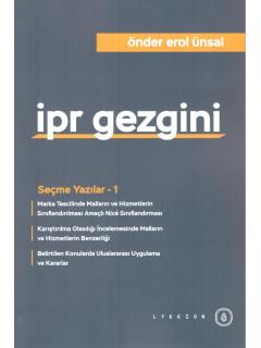 IPR Gezgini Seçme Yazılar - 1
