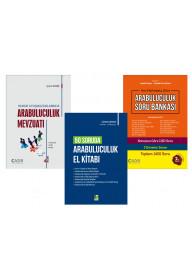 Arabuluculuk Mevzuatı, Arabuluculuk Soru Bankası ve 50 Soruda Arabuluculuk El Kitabı (3 Kitap Kampanya)