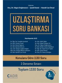 Uzlaştırma Soru Bankası