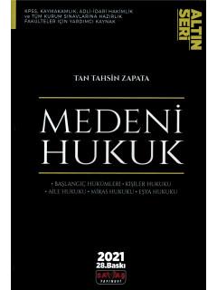 Medeni Hukuk (Altın Seri)