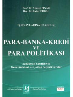 Para-Banka-Kredi ve Para Politikası