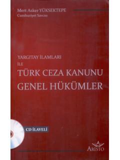 Türk Ceza Kanunu Genel Hükümler