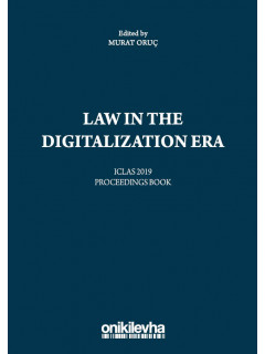 Law in The Digitalization Era