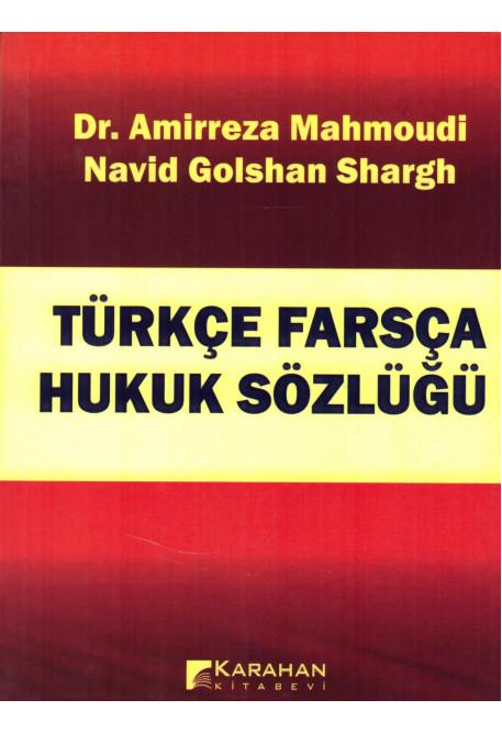 Türkçe Frasça Hukuk Sözlüğü