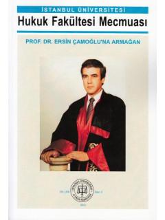 Prof. Dr. Ersin Çamoğlu'na Armağan