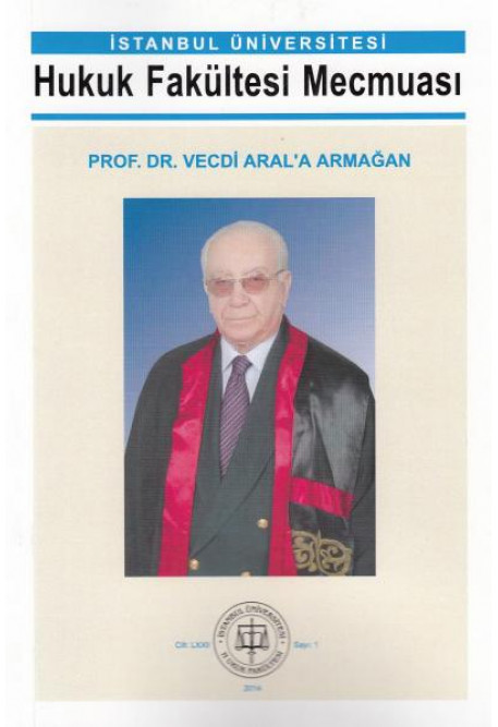 Prof. Dr. Vecdi Aral'a Armağan