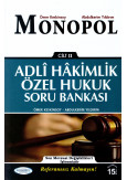Adli Hakimlik Özel Hukuk Soru Bankası