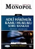Adli Hakimlik Kamu Hukuku Soru Bankası