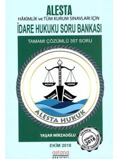 İdare Hukuku Soru Bankası (Alesta)