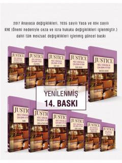Adli Hakimlik Çalışma Kitapları
