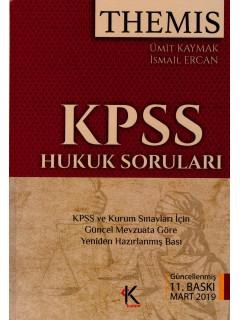 KPSS Hukuk Soruları