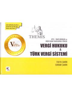 Vergi Hukuku & Türk Vergi Sistemi