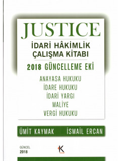 İdari Hakimlik Çalışma Kitabı