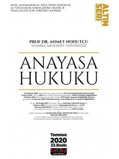 Anayasa Hukuku (Altın Seri)