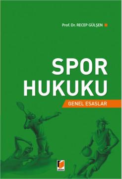 Spor Hukuku Genel Esaslar