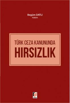 Türk Ceza Kanununda Hırsızlık