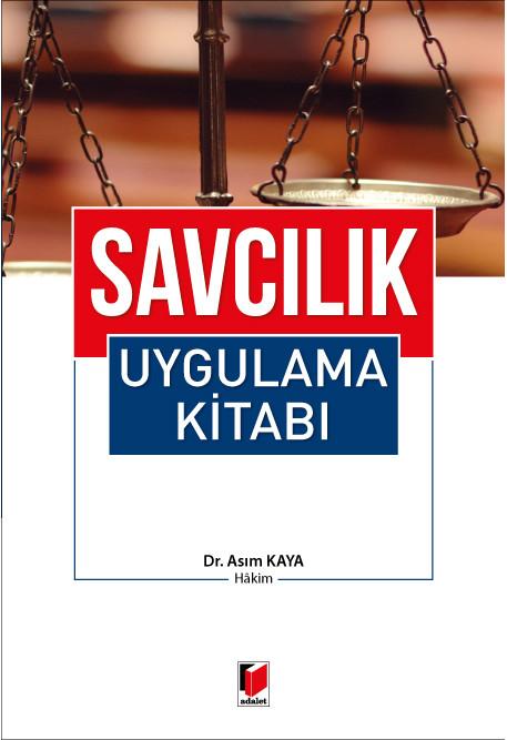 Savcılık Uygulama Kitabı