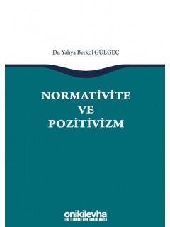 Normativite ve Pozitivizm