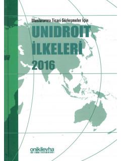 Unidroit İlkeleri 2016