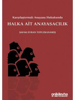 Halka Ait Anayasacılık