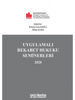 Uygulamalı Rekabet Hukuku Seminerleri 2020