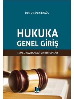 Hukuka Genel Giriş