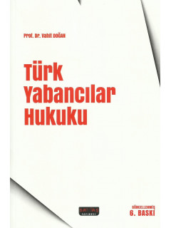 Türk Yabancılar Hukuku