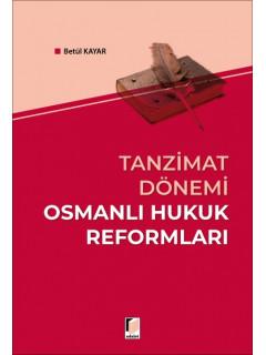 Osmanlı Hukuk Reformları