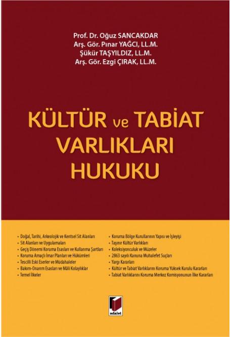 Kültür ve Tabiat Varlıkları Hukuku