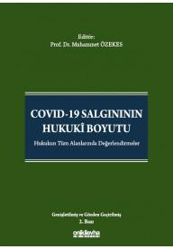 Covid-19 Salgınının Hukuki Boyutu