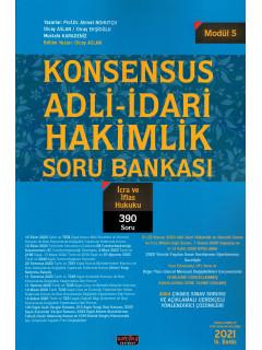 Konsensus Adli-İdari Hakimlik Soru Bankası (Modül 5) - İcra ve İflas Hukuku