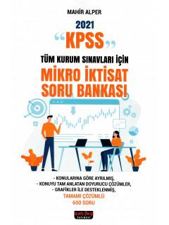 2021 Kpss Tüm Kurum Sınavları İçin Mİkro İktisat Soru Bankası