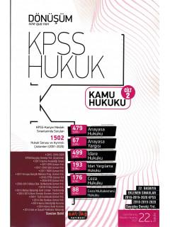 Kpss Hukuk - Kamu Hukuku Cİlt 2