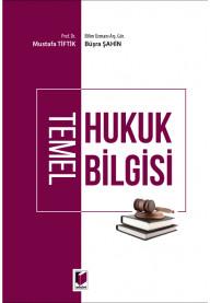 Temel Hukuk Bilgisi (Ön Sipariş)
