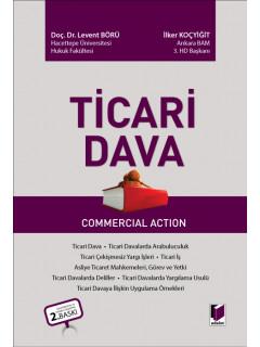 Ticari Dava (Ön Sipariş)