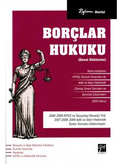 Borçlar Hukuku (Genel Hükümler)