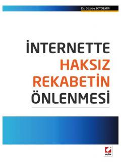 İnternette Haksız Rekabetin Önlenmesi