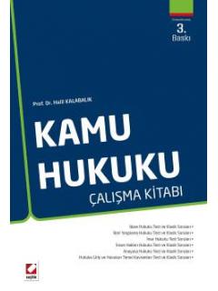 Kamu Hukuku Çalışma Kitabı