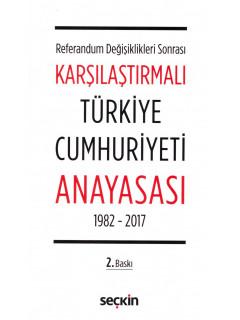 Karşılaştırmalı Türkiye Cumhuriyeti Anayasası
