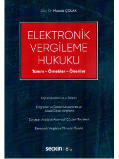 Elektronik Vergileme Hukuku