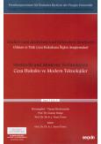 Alman ve Türk Ceza Hukukuna İlişkin Araştırmalar