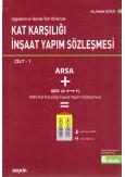 Kat Karşılığı İnşaat Yapım Sözleşmeleri (2 Cilt)