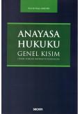 Anayasa Hukuku Genel Kısım